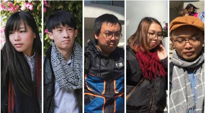 梁游强闯立法会被判罪成 法官:即使还是议员 也不能以此做护身符