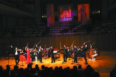 """五月音乐节""""双开幕"""" 六位小提琴家过招儿"""