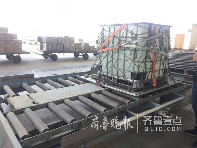烟台机场即将开通樱桃航班 预计今年运输量超8000吨