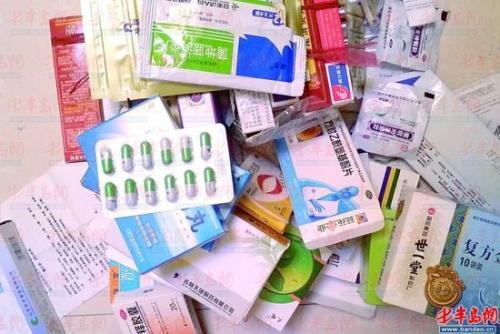 聊城市、区两级食药监部门 联合销毁过期特殊药品