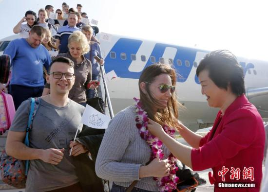 """海南旅游业界受系列""""利好""""政策鼓劲欲拓展国际业务"""