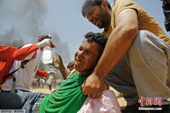 巴以冲突致数千人伤亡 安理会15日将讨论加沙局势