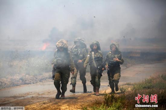 马克龙谴责以军暴行 强调耶路撒冷地位由巴以决定