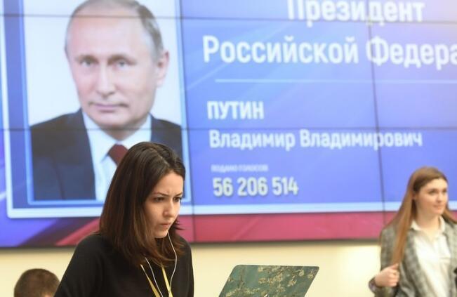 俄政界人士:西方国家7年前就想阻止普京再任总统