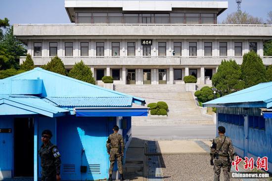 韩美近日开展联合军演 朝鲜中止北南高级别会谈