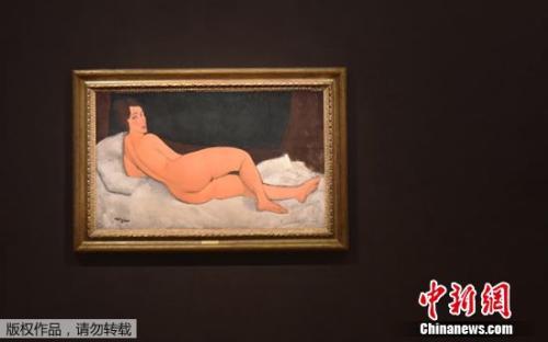 """""""裸女""""名画拍出逾1.57亿美元高价 系全球第4高"""
