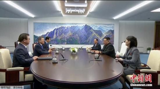 朝鲜谴责美韩军演:美应对朝美峰会命运深思熟虑