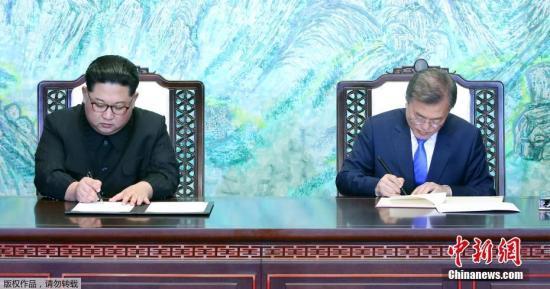 高层会谈取消韩称遗憾 敦促朝为半岛和平尽快会谈