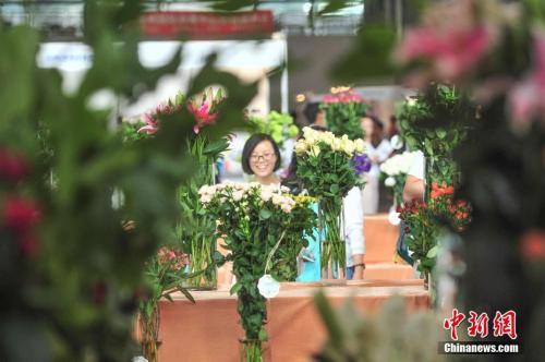 """中国首个举办世界园艺博览会城市约20年后成长为""""亚洲花都"""""""
