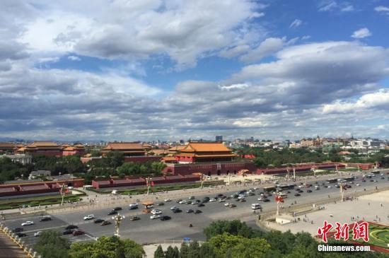 北京去年大气环境质量持续改善