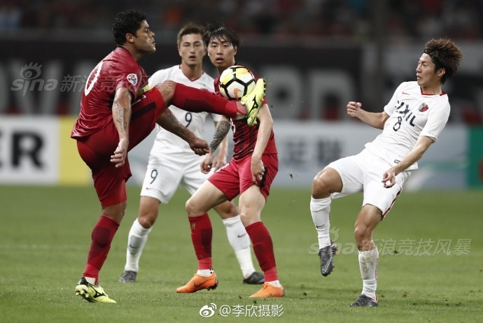 亚冠综述:中超仅剩权健独苗,韩国两队晋级八强