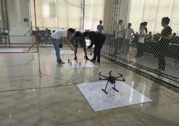 2018中国工程机器人大赛 聊城技师学院荣获三等奖