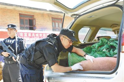 """走近云南缉毒警:""""被枪指着脑袋?我也忘了有多少次"""""""