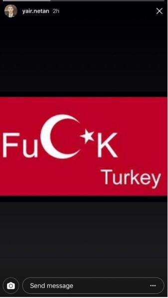 """开眼界!以色列总理之子用这种方式""""辱骂""""土耳其"""