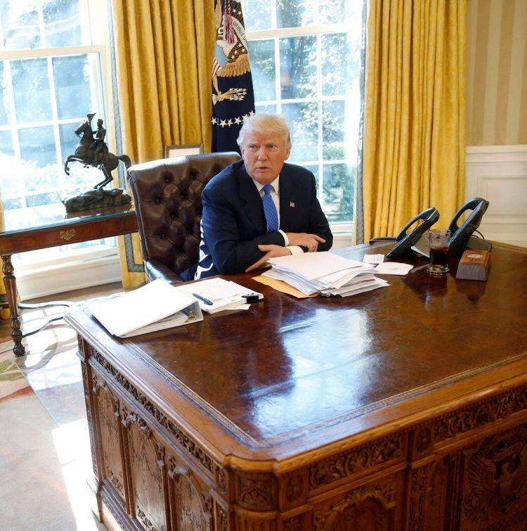 """特朗普回应""""朝鲜可能取消会谈"""":等着看吧"""