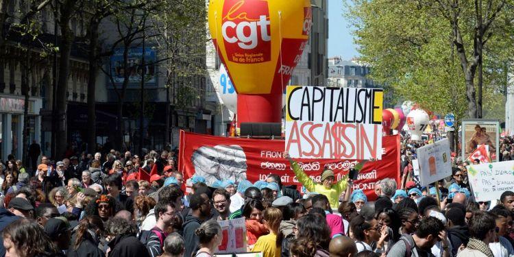 法国总工会人员持续流失 4年减少3万人
