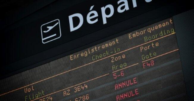 受法航罢工影响 巴黎机场4月客运量略有下降