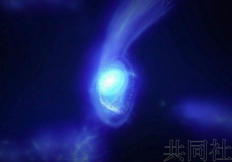 日本团队发现距地132.8亿光年的银河存在氧