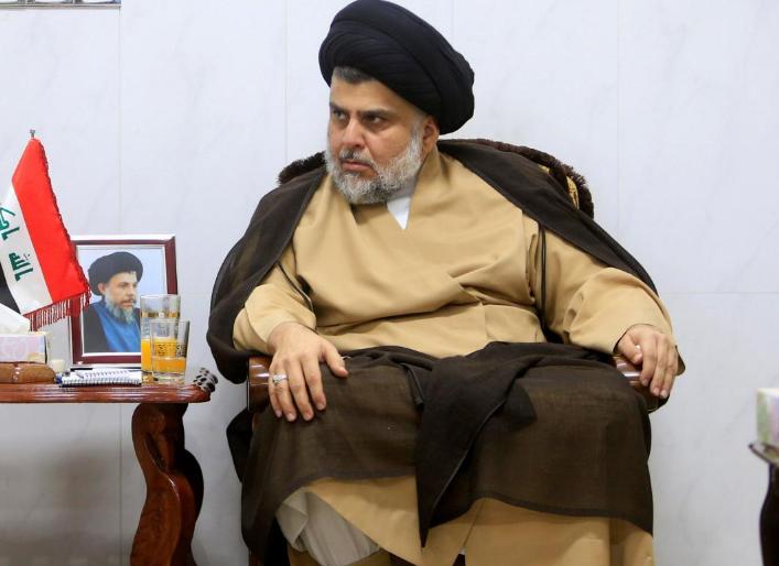 反美领袖赢得伊拉克大选 曾领导民兵抵抗美军