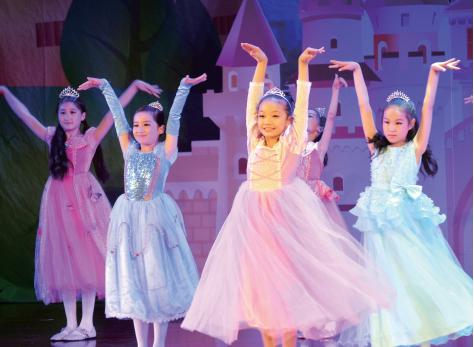 泰安首部原创儿童歌舞剧上演