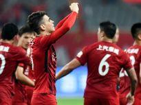中超-奥斯卡传射武磊头球破门 上港2-0终结苏宁两连胜