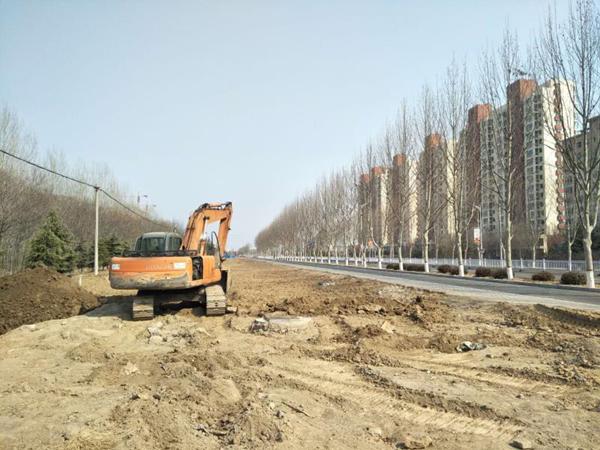 """淄博高青:推进""""城市双修"""",铸就幸福之城"""