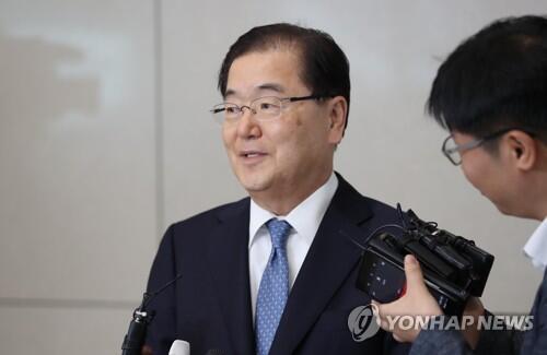 韩国家安保室长:朝美首脑会谈99.9%将如期举行