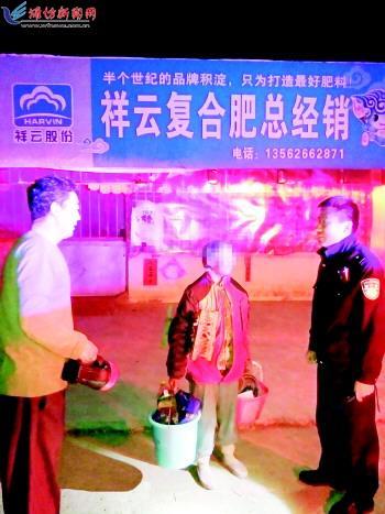 """潍坊年迈老太走失民警送回家 事后发现竟是""""老熟人"""""""