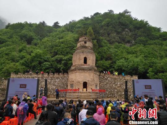 千年古寺重现生机:文物大省山西借助民间力量保护古建