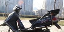 外地男子周末来淄博盗电动车 通过物流公司发到东营售卖