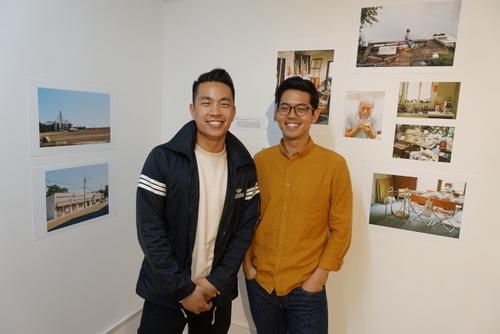 美国华裔青年摄影师赴密西西比州记录华人故事