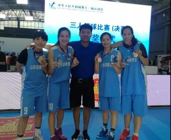 山东篮球教头出任国字号教练 曾在上海东莞效力