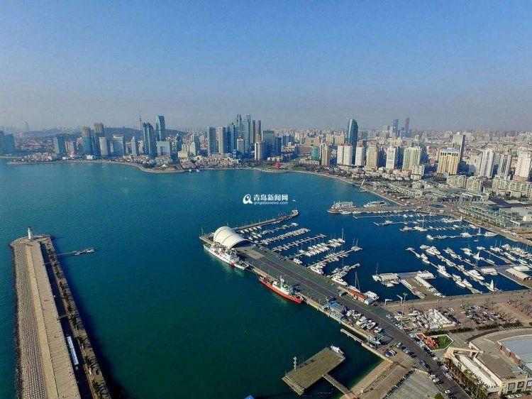 美丽城市靠大家 青岛迎接国家卫生城市复审(图)