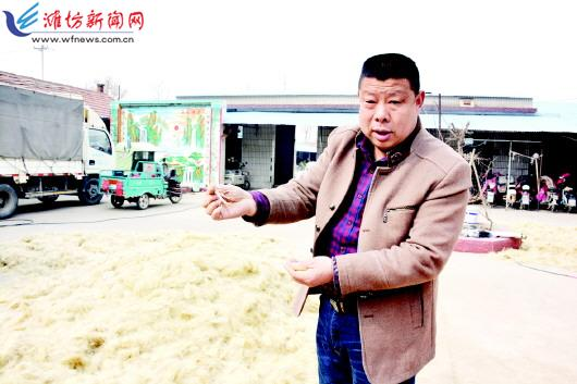 猪鬃加工面临塑料丝冲击 潘川之最担忧的是传统工艺失传
