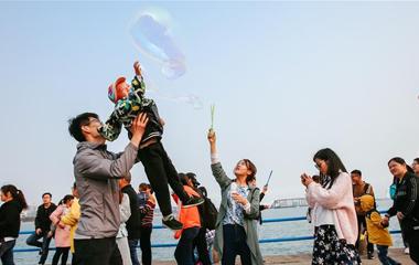 青岛,幸福之城
