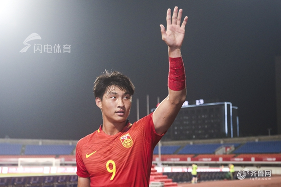 鲁能小将立大功!中国国青1-0英格兰提前锁定熊猫杯冠军