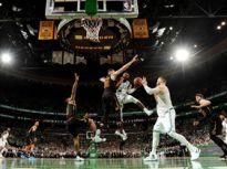 NBA东部决赛:凯尔特人96-83轻取骑士夺赛点