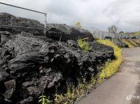 美!夏威夷火山早年喷发留下奇特景观