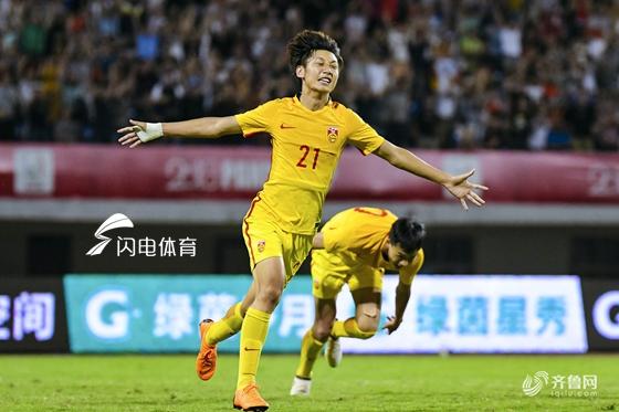 中国男足U19熊猫杯夺冠,3-1力克乌拉圭
