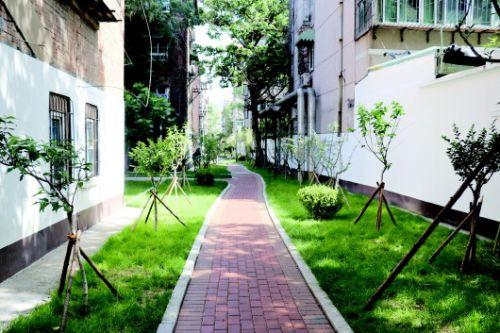 """济南市中区用""""绣花功夫""""打造有温度的城区"""