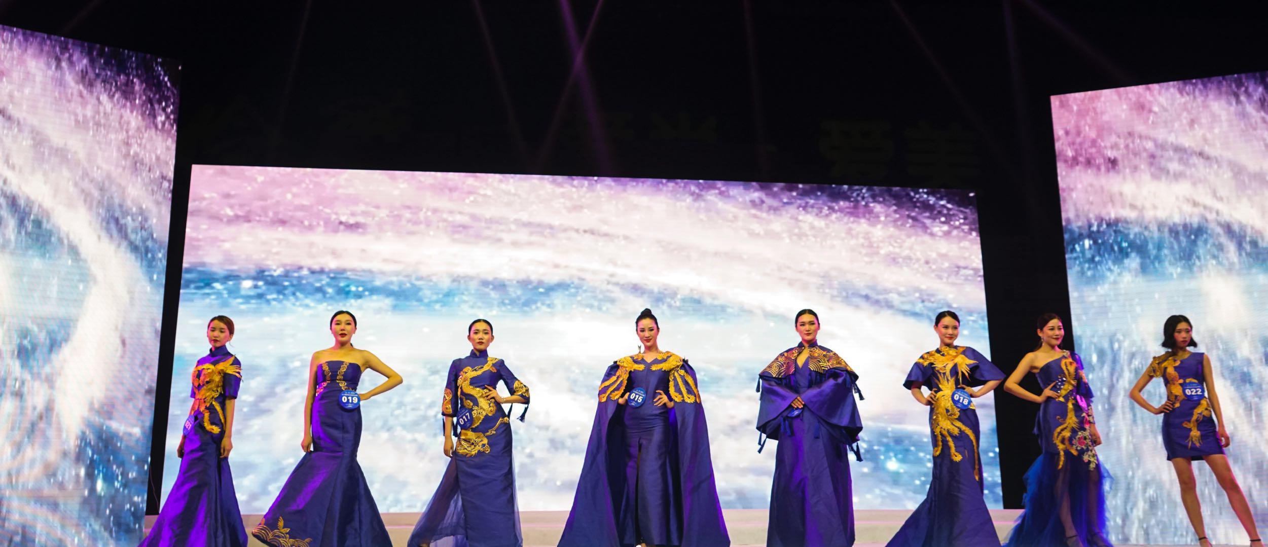 2018国际腾博会体育投注小姐大赛山东赛区总决赛完美落幕