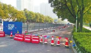 注意绕行!今夜起淄博柳泉路多个路口陆续封闭施工