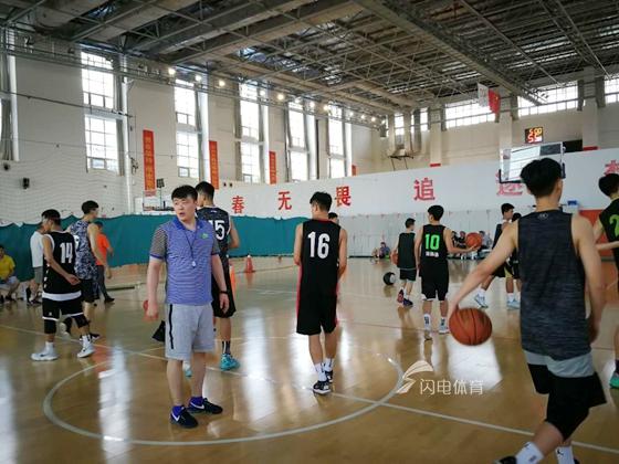 山东青年男篮U15集训队结束选拔 三个月后竖旗备战全运