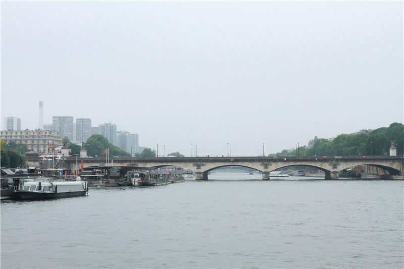 65、塞纳河的桥