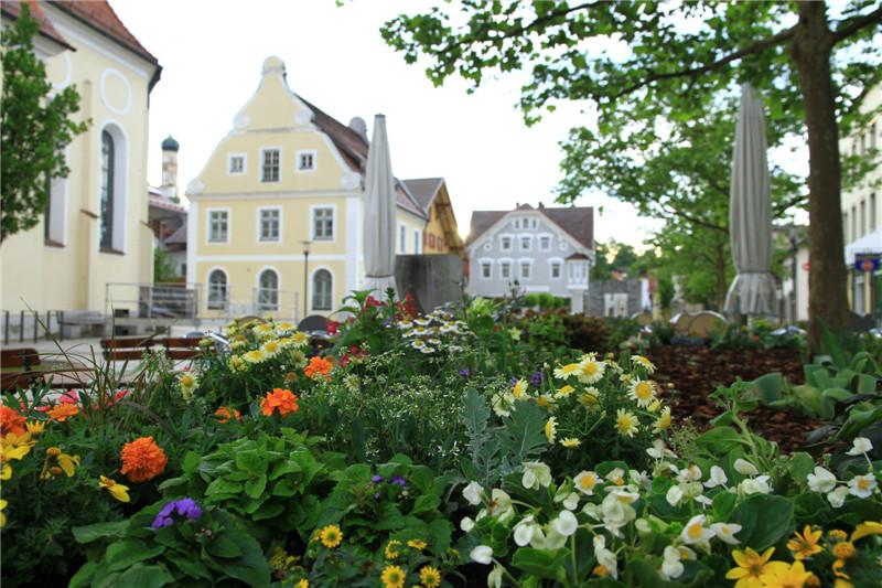 113、德国富森小镇