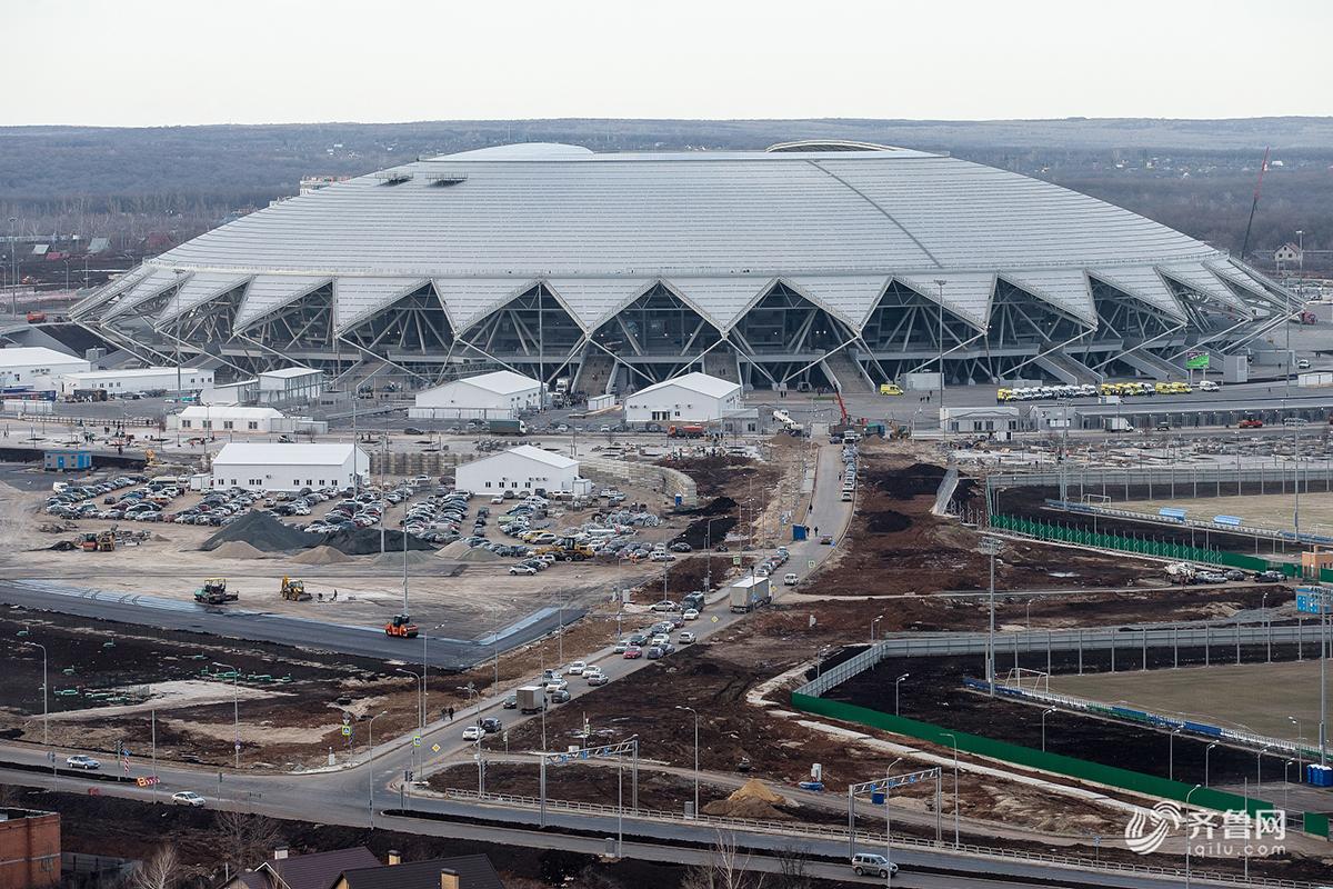 萨马拉竞技场,为新建球场,2018年完工.