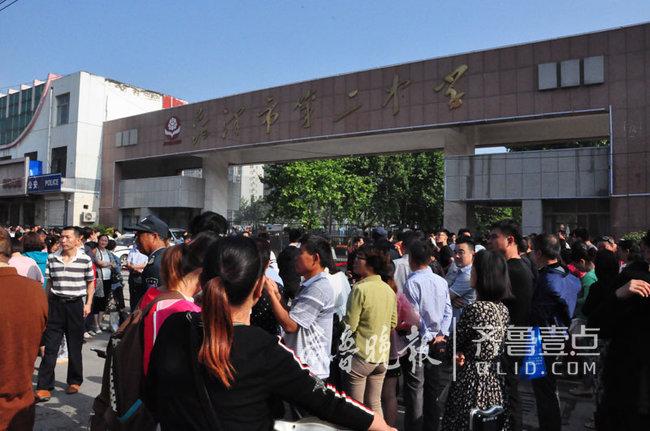 今年菏泽53304人参加高考,共设9个考区,30个考点
