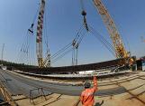 """济南黄河隧道建设再探班:被誉为""""万里黄河第一隧"""""""