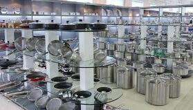 临淄统一整改厨具产业 产销分离助力重生