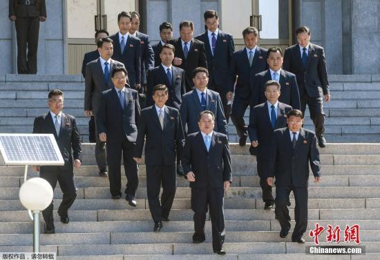 朝美举行第四次板门店工作磋商 商议首脑会谈议题-韩媒 韩美将低调军...图片 41789 550x377